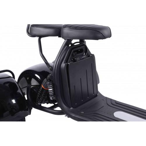 Электроскутер Kugoo C5 Pro Black