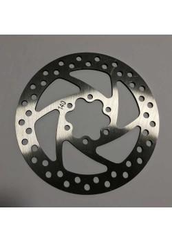 Тормозной диск 140 мм для электросамокатов Kugoo M серии