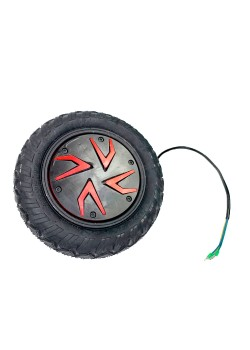 Мотор-колесо для электросамоката Kugoo G-BOOSTER без камеры и покрышки