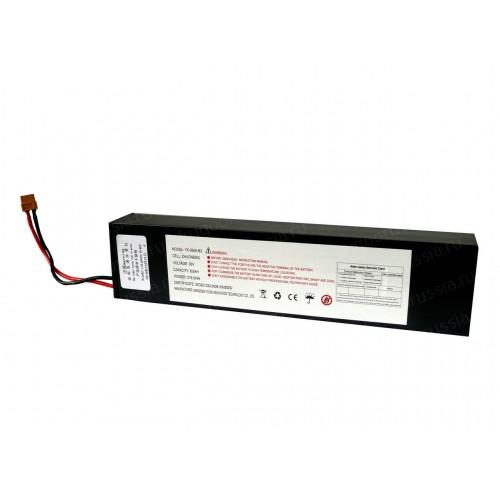 Аккумулятор для электросамоката Kugoo S2/S3/S3 Pro 36V 6.0Ah (В аквабоксе)
